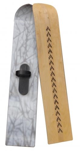 Камус на лыжи своими руками